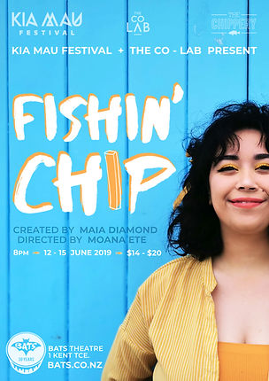 Fishin' Chip poster