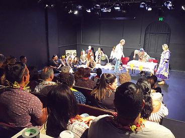 Talofa Papa performed at Blue Room Theatre, Perth 2019
