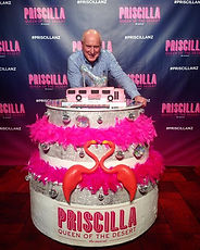 Ray Meagher at Priscilla Queen of the Desert 2016 media launch