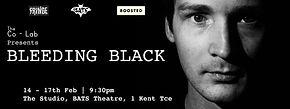 Bleeding Black cover image