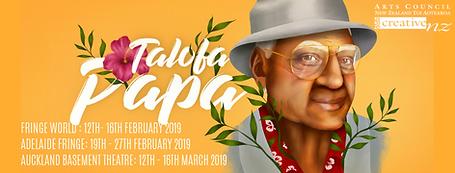 Talofa Papa Facebook cover image