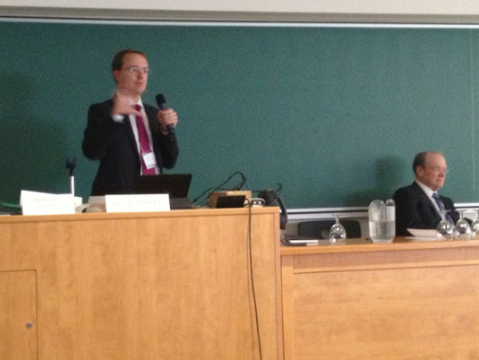 Draper & Draper Present on Interstate Water Disputes at Quebec Transboundary Water Conference