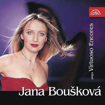 Jana Boušková plays Virtuoso Encores