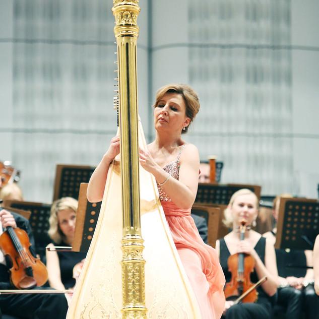 Jana Boušková & Bohuslav Martinů Philharmonic Zlín, 2015