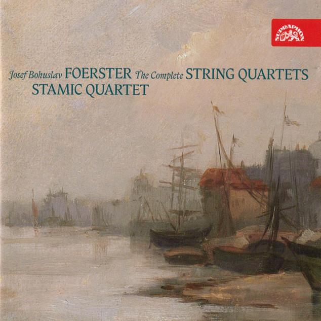 Foerster / The Complete String Quartets