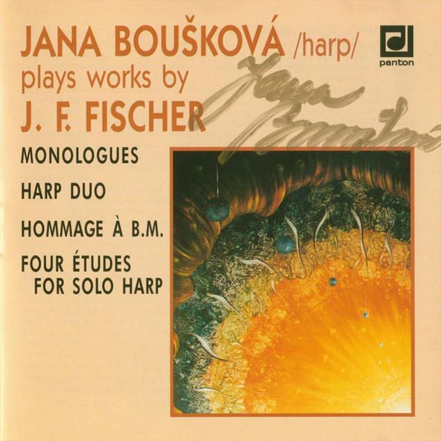 Jana Boušková plays works by J. F. Fischer