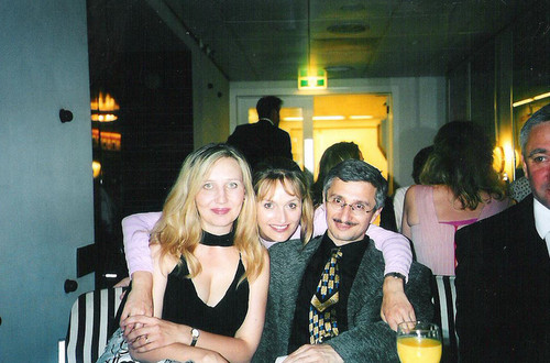 Jana Boušková in Concert Gebouw Amsterdam (together with B. Yusupov, M. Vengerov, J. Thomsen, O. Ulucan, Amsterdam Sinfonieta, 2004