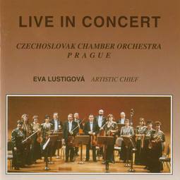 Czechoslovak Chamber Orchestra Live in Concert
