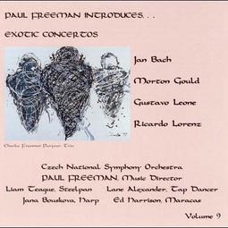 Paul Freeman Introduces Exotic Concertos