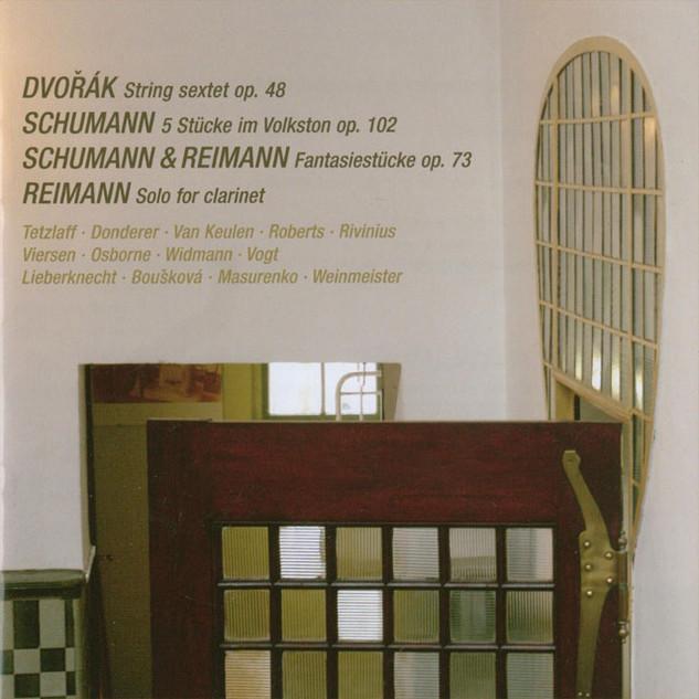 Dvořák - Schumann – Reinmann (Spannungen)