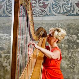 Jana Boušková at the festival Armonie della sera, Italy 2017