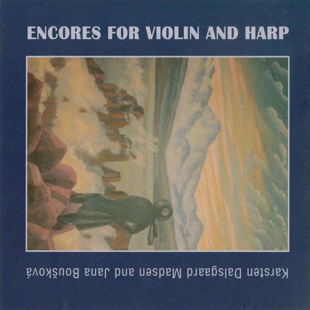 Encores for Violin and Harp
