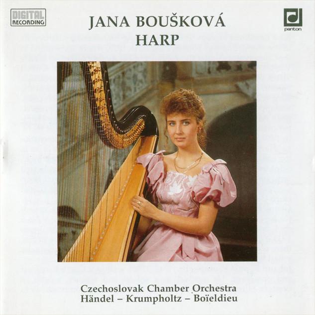 Jana Boušková Harp
