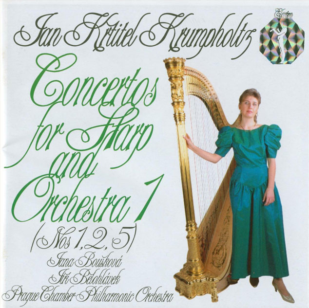 Concertos for Harp and Orchestra 1