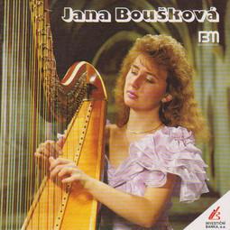 Jana Boušková Harp Recital