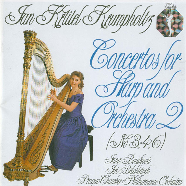 Concertos for Harp and Orchestra 2