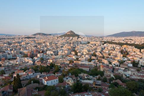 Mount Lycabettus I