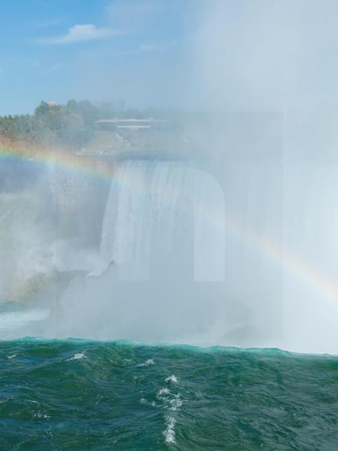 Niagra Falls Rainbow I