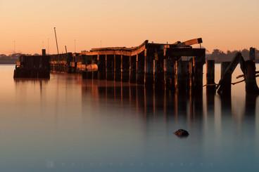 Port Covington Pier