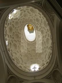 Chiesa delle Quattro Fontane I