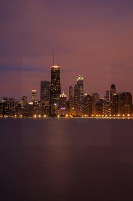 Chicago Skyline II