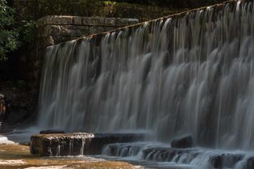 Glade Creek Falls II