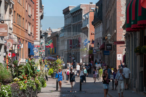 Rue St. Paul I