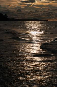 Lake Ontario Sunset I