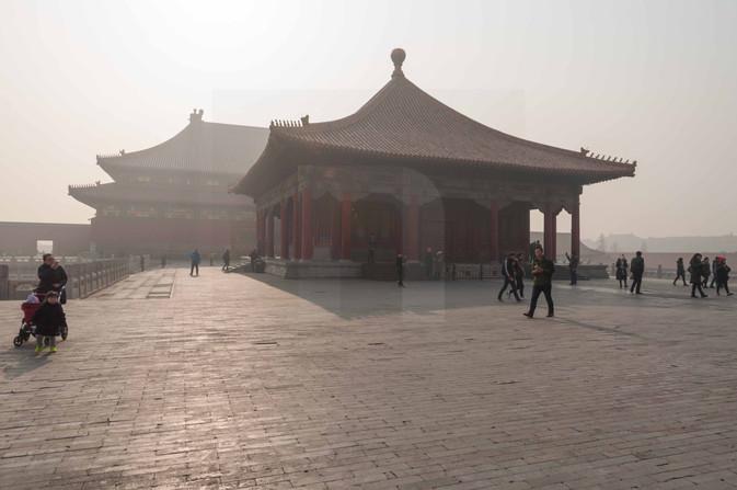 Forbidden City Zhonghedian
