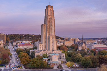 Cathedral of Learning I