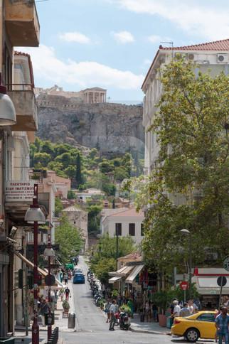 Distant Acropolis