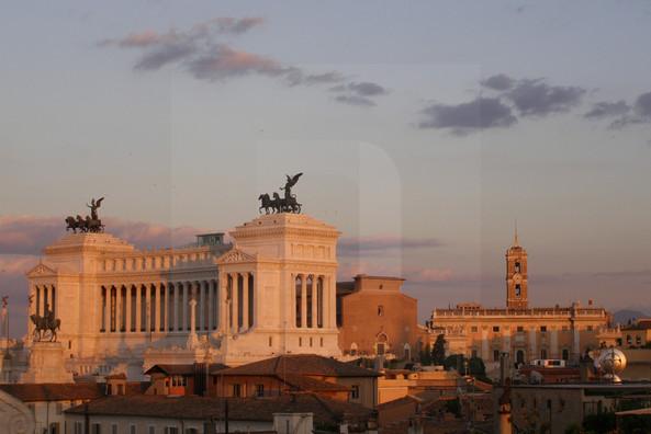 Roman Sunset III