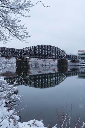 Fort Wayne RR Bridge I