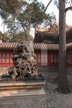 Forbidden City Courtyard II