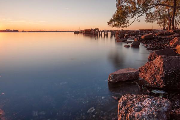 Port Covington Sunrise