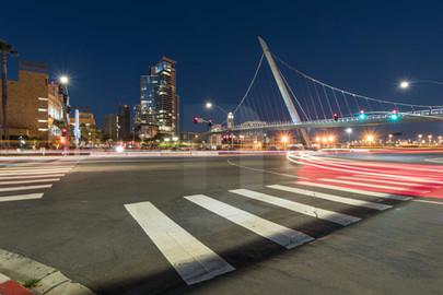 Harbor Drive Pedestrian Bridge III