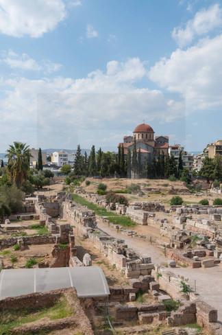 Kerameikos Cemetery I