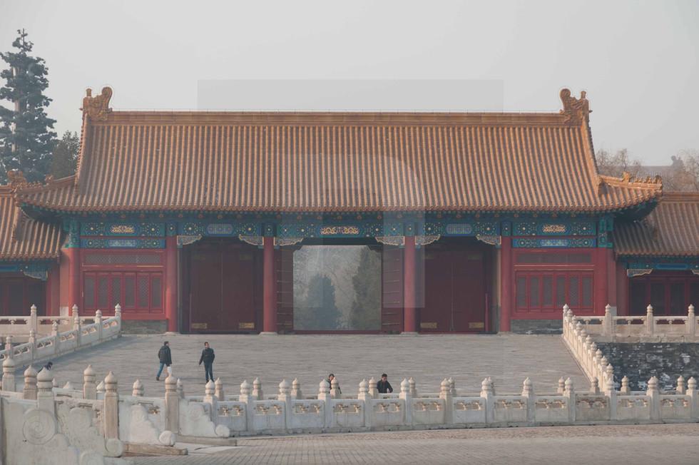 Forbidden City Xihemen