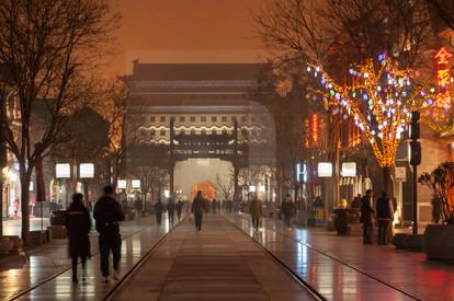 Qianmen Street Gate