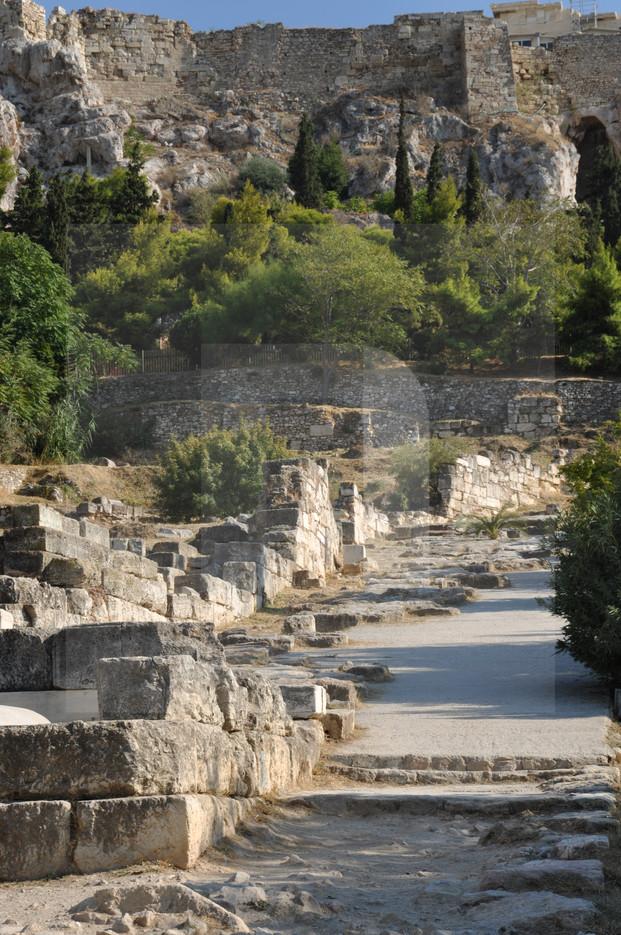 Climb to the Acropolis