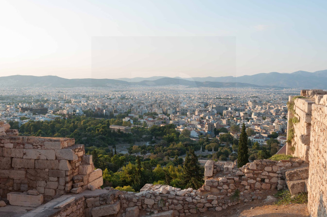 Acropolis City View