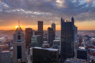 Downtown Sunrise VIII