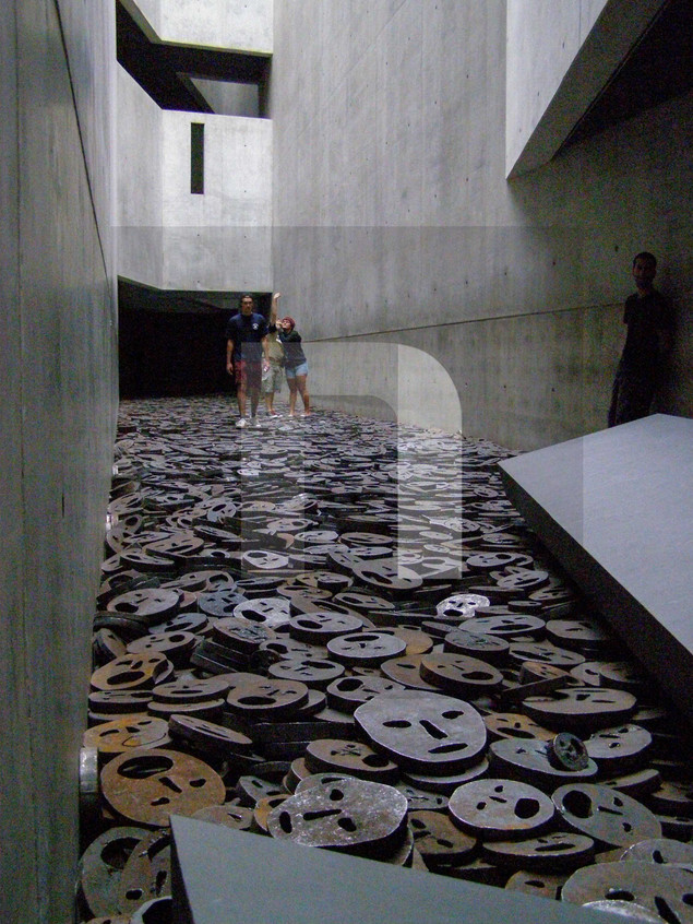 Jewish Museum Berlin Faces