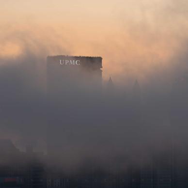 Foggy Sunrise III