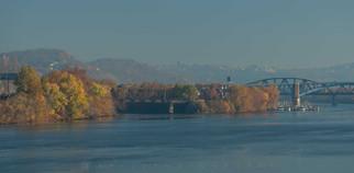 Washington's Landing Panorama