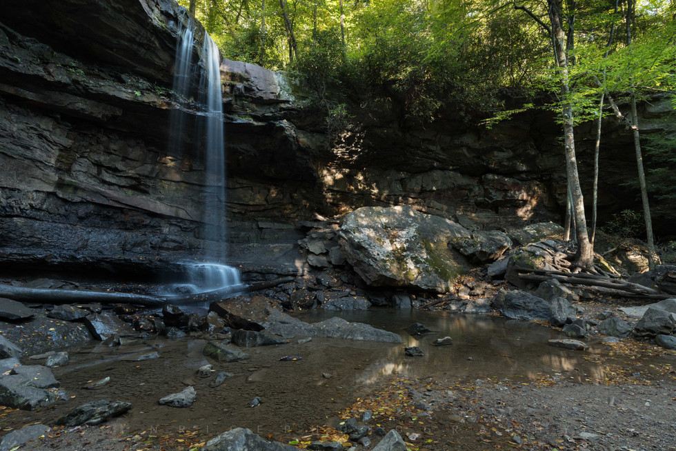 Cucumber Falls III