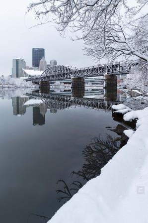 Fort Wayne RR Bridge III