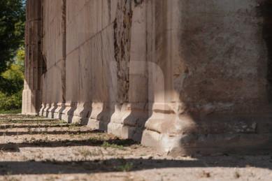 Ancient Agora Temple