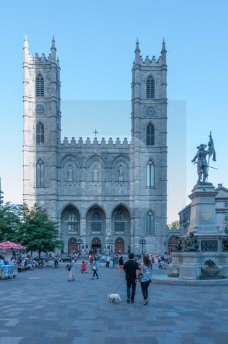 Notre Dame Westwork