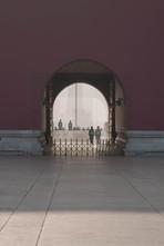 Forbidden City Meridian Gate